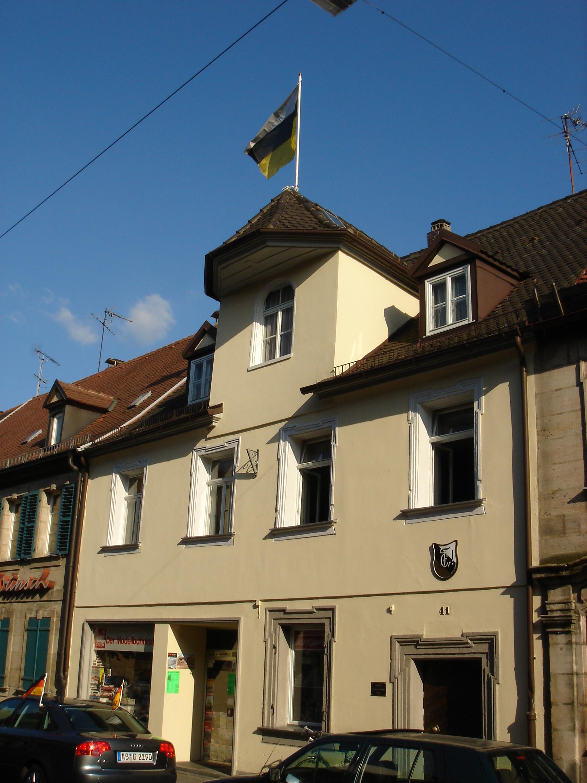Das Frankonenhaus